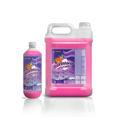 Seven Desinfetante Perfumador Superconcentrado