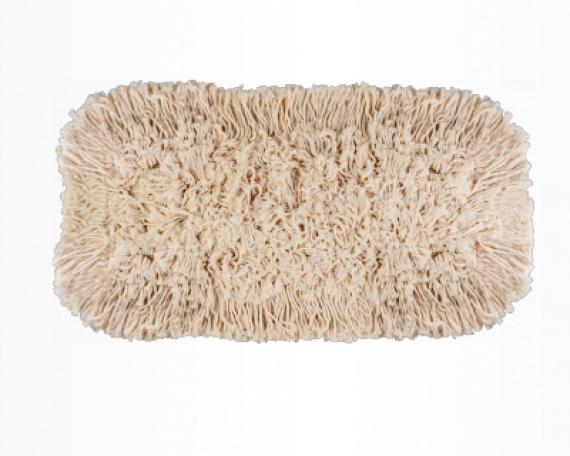 Mop pó algodão natural 60cm (Vários tamanhos)